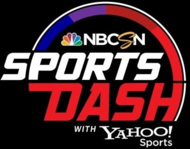 SportsDash with Yahoo! Sports next episode air date poster