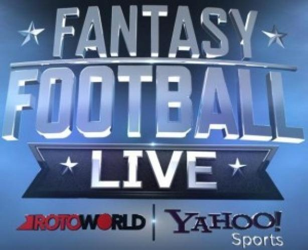 Fantasy Football Live next episode air date poster