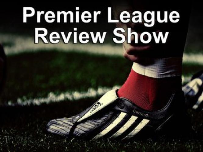 Premier League Review Show next episode air date poster