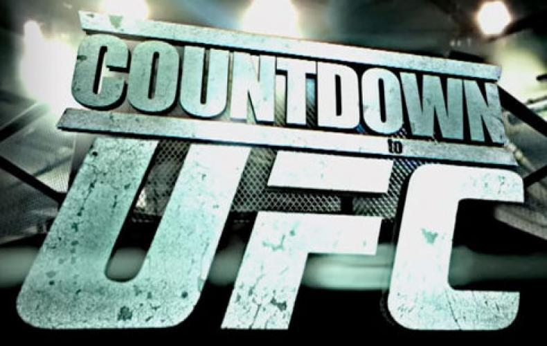UFC Countdown next episode air date poster