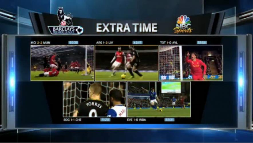 Premier League Extra Time next episode air date poster