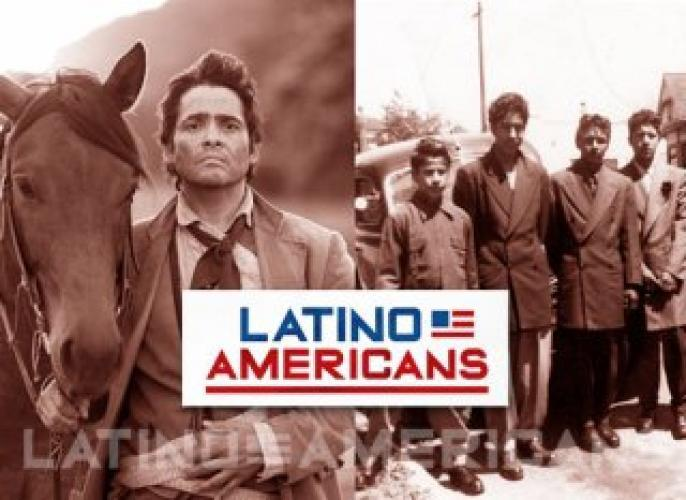 Latino Americans next episode air date poster