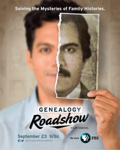 Genealogy Roadshow next episode air date poster