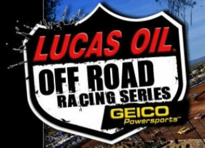Lucas Oil Off Road Racing Series next episode air date poster