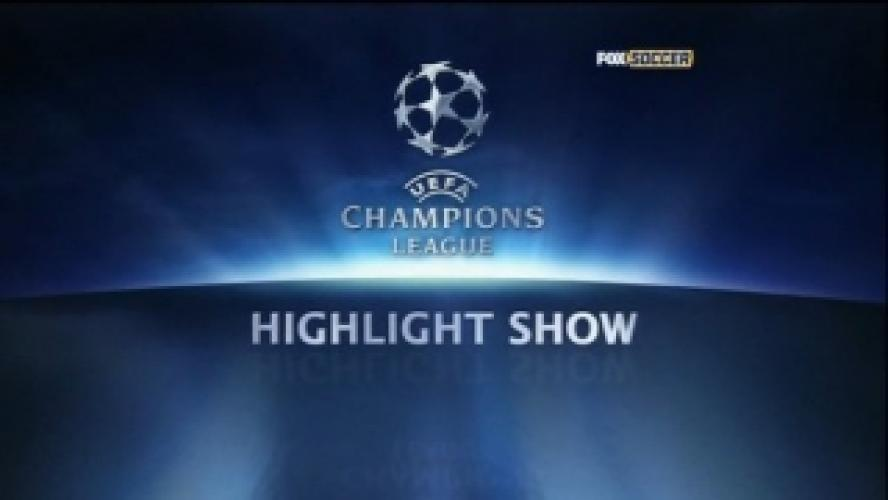 UEFA Champions League Highlights next episode air date poster