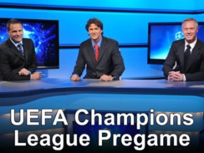 UEFA Champions League Pregame next episode air date poster
