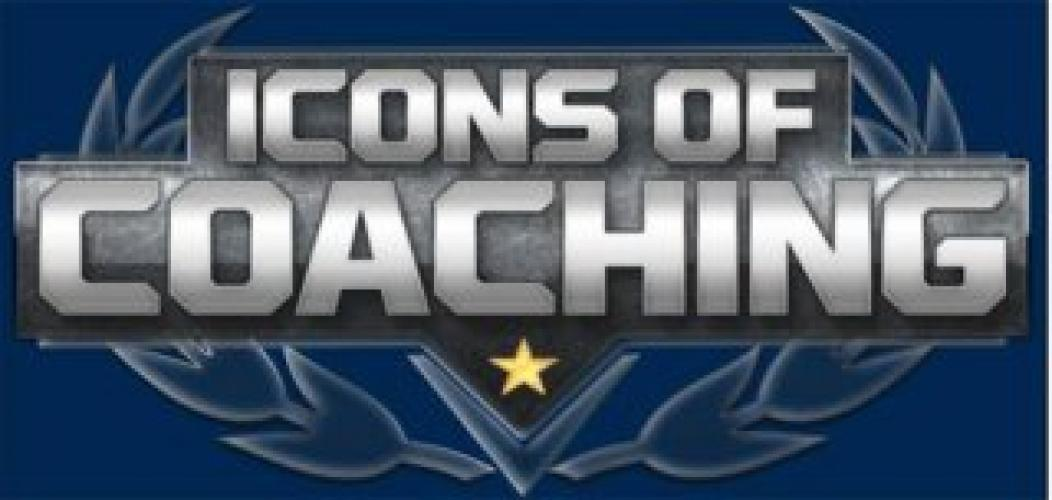 Icons of Coaching next episode air date poster