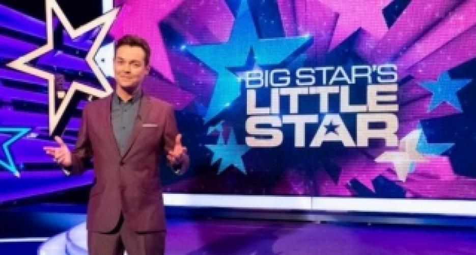 Big Star's Little Star next episode air date poster