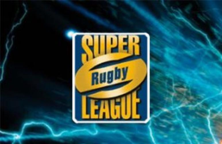Super League Rugby next episode air date poster