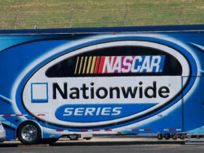 NASCAR Nationwide Series next episode air date poster