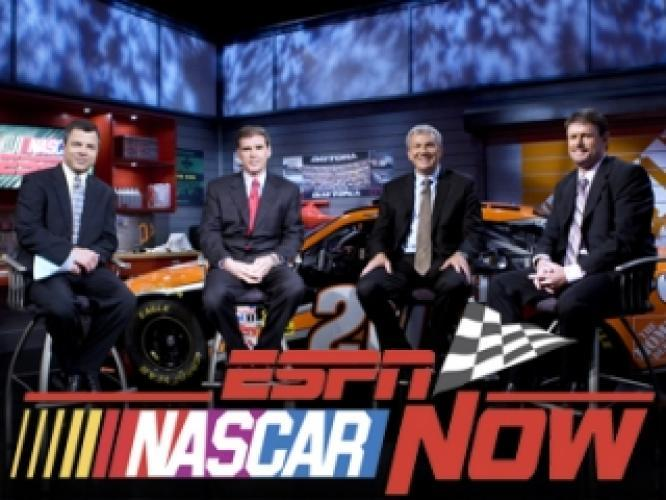 NASCAR Now next episode air date poster