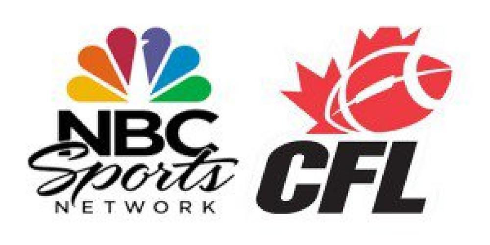 CFL Football on NBC next episode air date poster