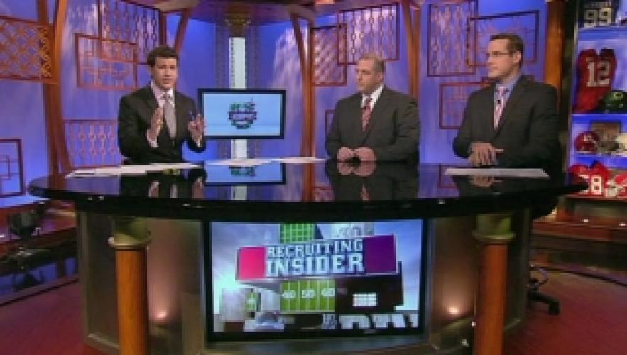 ESPNU Recruiting Insider next episode air date poster