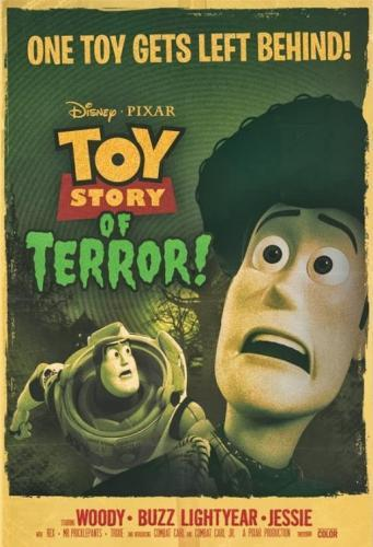 Toy Story OF TERROR! next episode air date poster