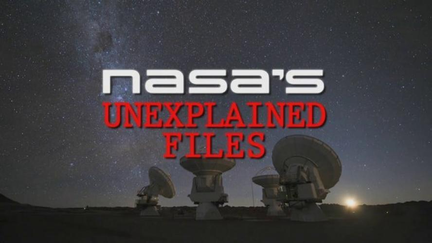 NASA's Unexplained Files next episode air date poster