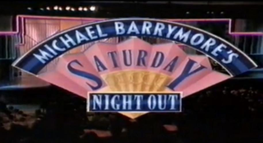 Michael Barrymore's Saturday Night Out next episode air date poster