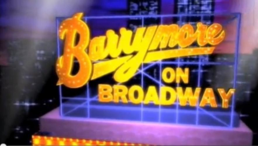 Barrymore on Broadway next episode air date poster