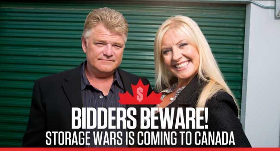 Storage Wars Canada next episode air date poster