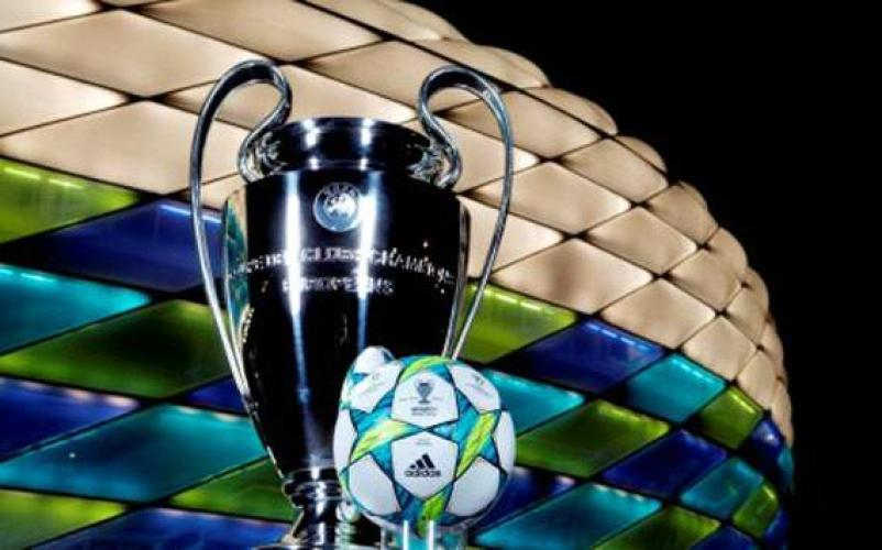 UEFA Champions League Group Stages Draw & European Player Awards next episode air date poster