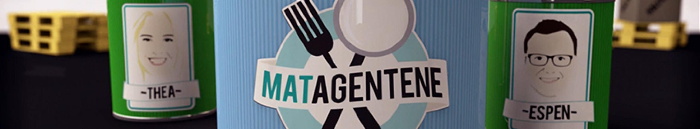 Matagentene next episode air date poster