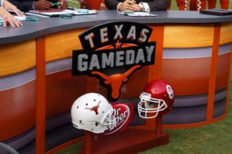 College Football on Longhorn Network next episode air date poster