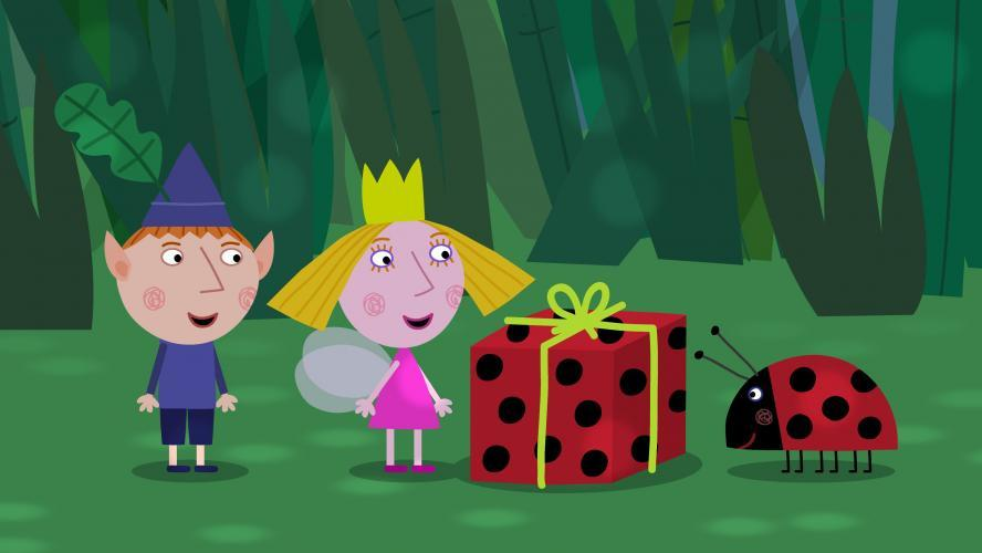 Ben and Holly's Little Kingdom next episode air date poster