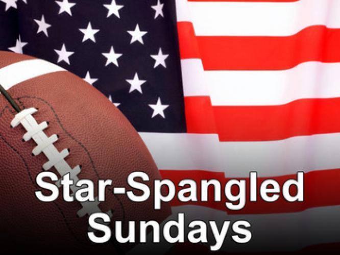Star-Spangled Sundays next episode air date poster