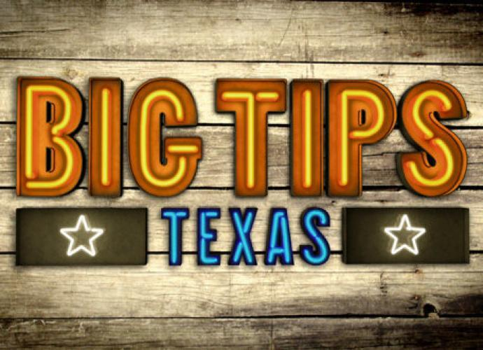 Big Tips Texas next episode air date poster