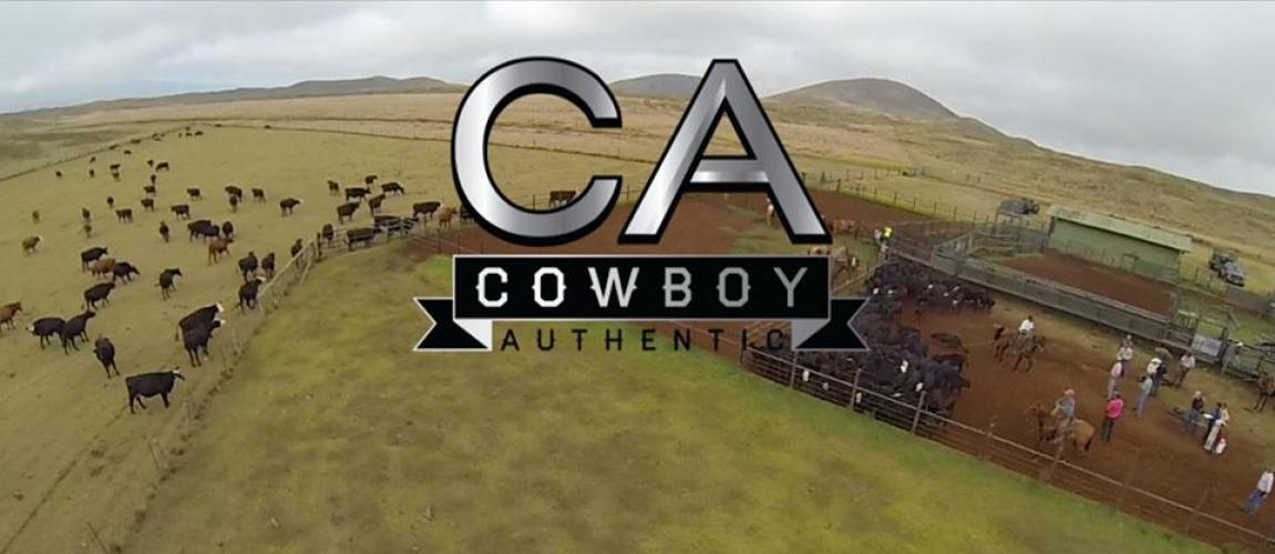 Cowboy Authentic next episode air date poster
