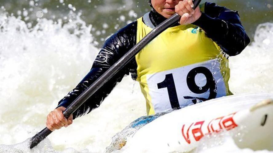 Canoeing: World Slalom Championships next episode air date poster