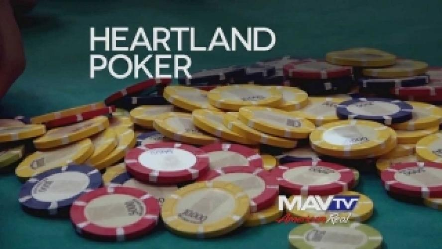 Heartland Poker Tour next episode air date poster