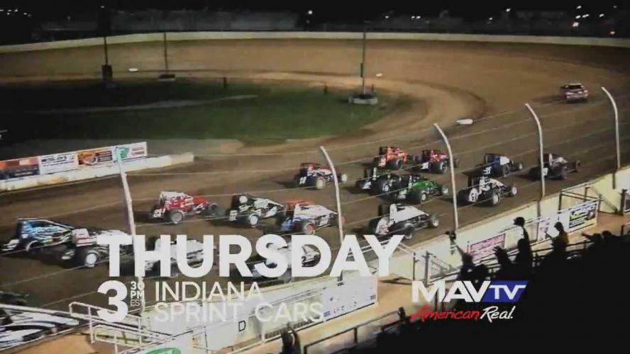 Indiana Sprint Cars next episode air date poster