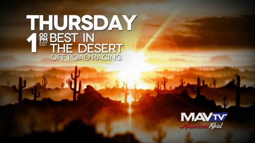 Best in the Desert Racing next episode air date poster