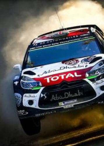 FIA World Rally Championship Highlights next episode air date poster