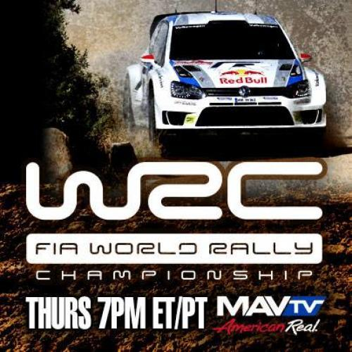 FIA World Rally Championship next episode air date poster