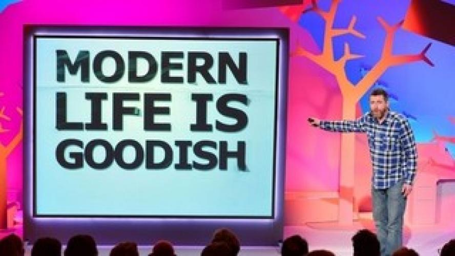 Dave Gorman: Modern Life is Goodish next episode air date poster