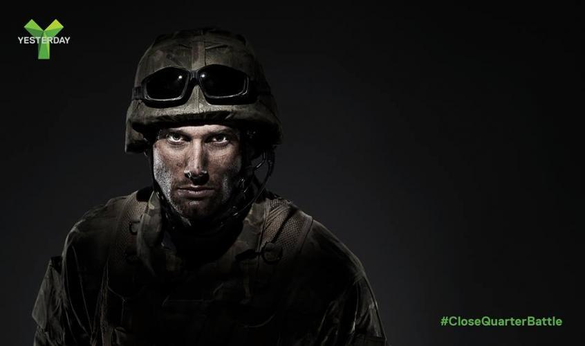 Close Quarter Battle next episode air date poster