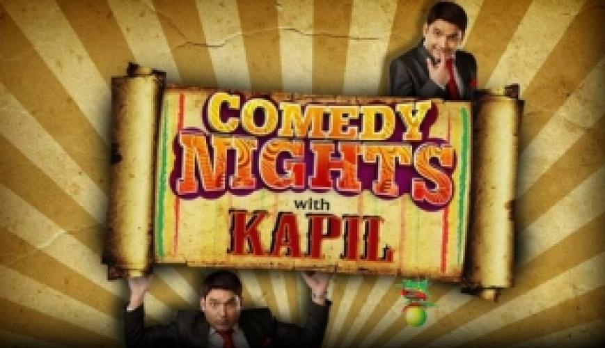 Comedy Nights with Kapil next episode air date poster