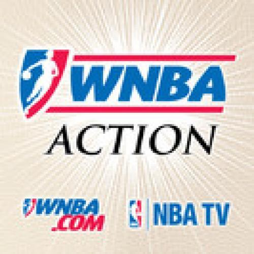 WNBA Action next episode air date poster