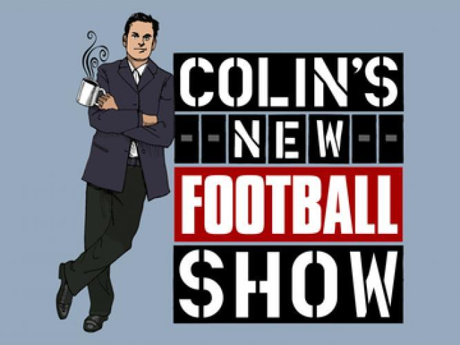 Colin's Football Show next episode air date poster