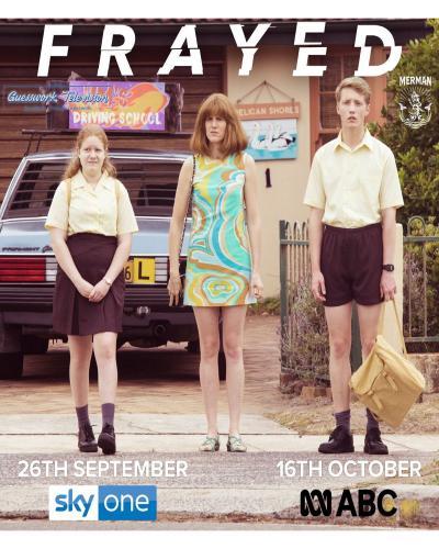 Frayed next episode air date poster