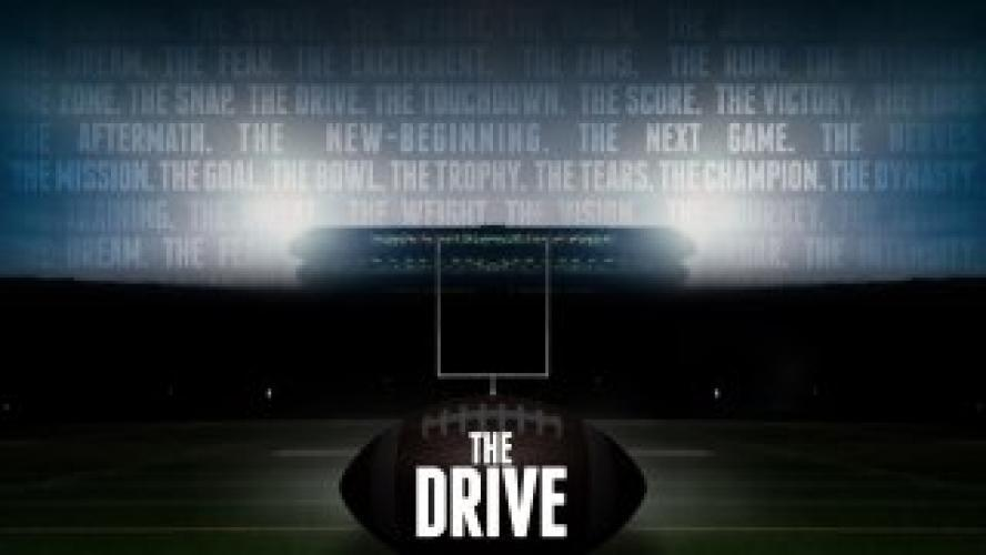 The Drive: Pac-12 Football next episode air date poster