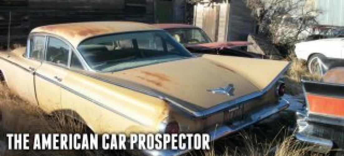 American Car Prospector next episode air date poster