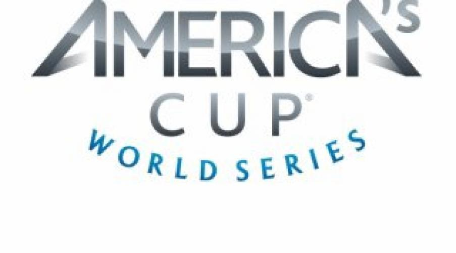 America's Cup World Series next episode air date poster
