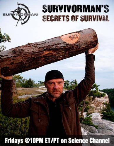 Survivorman's Survival Secrets next episode air date poster