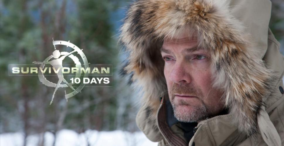 Survivorman Ten Days next episode air date poster