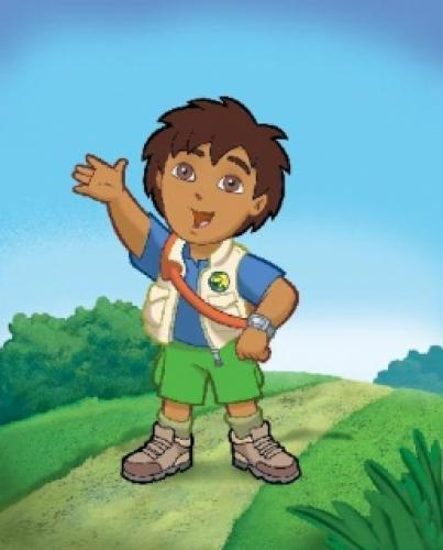Go, Diego, Go! next episode air date poster