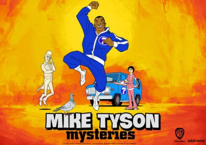 Mike Tyson Mysteries next episode air date poster