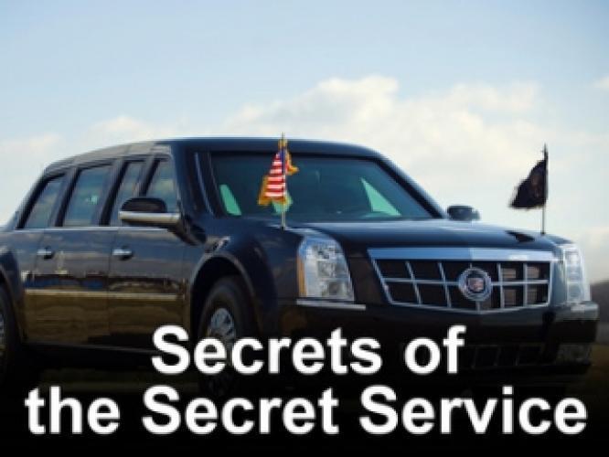 Secrets of the Secret Service next episode air date poster