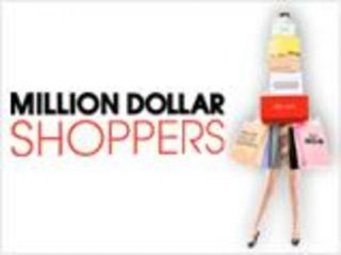 Million Dollar Shoppers next episode air date poster